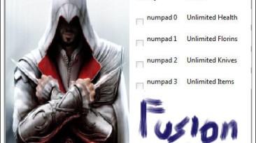 Assassin's Creed - Brotherhood: Трейнер (+4) [1.01] {FusionX2}