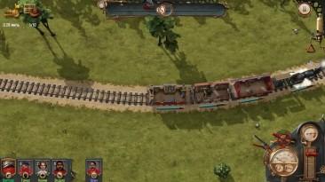Bounty Train #07 - Новый локомотив и большой грузовой вагон