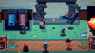 Анонсирована двустиковая кооперативная приключенческая игра Demons Ate My Neighbors! на Switch и PC