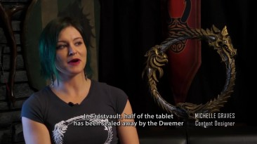 The Elder Scrolls Online - Wrathstone - Обзор дополнения - Русская озвучка