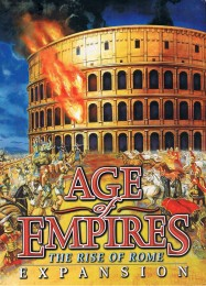 Обложка игры Age of Empires: The Rise of Rome