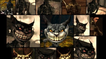 """Alice: Madness Returns """"Cheshire Cat in HD"""""""