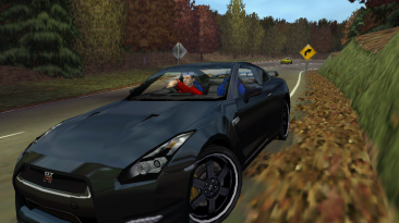 """Need for Speed: High Stakes """"Nissan GT - R 2013"""""""