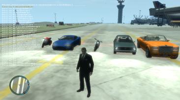 "Grand Theft Auto 4 ""Пак эксклюзивного транспорта из EFLC"""