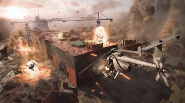 Краткий тизер геймплея Battlefield 2042 напоминает, что завтра состоится демонстрация игрового процесса