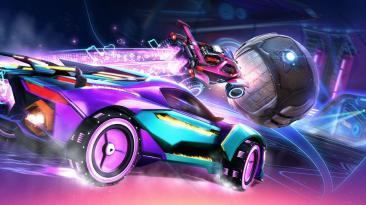В сегодняшнем обновлении для Rocket League появится новое меню обмена