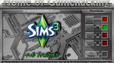 The Sims 3: Трейнер/Trainer (+4) [1.33.2.015002] {HoG/sILeNt heLLsCrEAm}