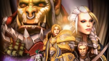 """Месть ситхов в Warcraft 3 - художник переделал постеры """"Звездных войн"""""""