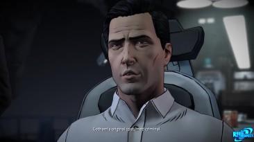 Batman: The Enemy Within - Прохождение первого эпизода