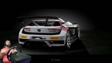 Gran Turismo Sport на Nurburgring Nordschleife