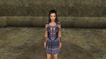 "Morrowind ""Доспех Ксены"""