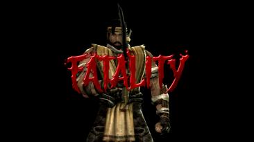 "Mortal Kombat ""Hanzo Hasashi(mesh swap)"""