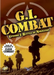 Обложка игры G.I. Combat: Episode I - Battle of Normandy
