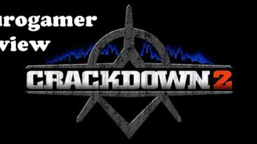 Обзор Crackdown 2 от Eurogamer