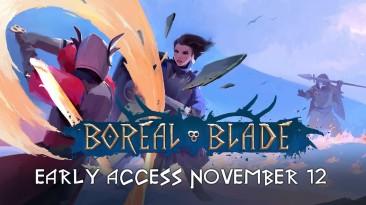 Boreal Blade, экшен с холодным оружием, скоро появится в раннем доступе