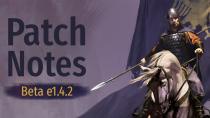 Вышло обновление 1.4.2 для бета-ветки Mount & Blade 2: Bannerlord