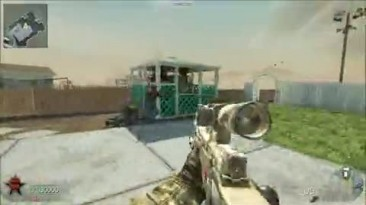 """Call of Duty Black Ops """"Quick scope in Black Ops MP"""""""