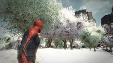 "The Amazing Spider-Man ""Снег в Нью-Йорке / Snow in New York v2.0"""