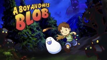 A Boy and His Blob - релизный трейлер