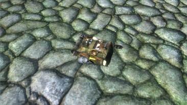 """TES 4: Oblivion """"Рюкзаки Дженникса Куинна"""""""