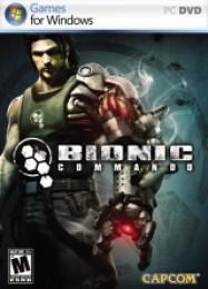 Обложка игры Bionic Commando