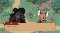 Вышел новый трейлер RPG про маленькую ведьму в лесу Little Witch in the Woods