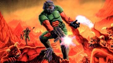 Джон Ромеро создал новый уровень для оригинальной Doom