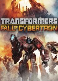 Обложка игры Transformers: Fall of Cybertron