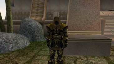 "Morrowind ""Обсидиановая броня"""