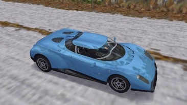 """Need for Speed: High Stakes """"Various Zagato Raptor"""""""