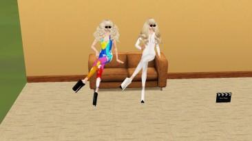 """The Sims 3 """"Леди Гага (кукла)"""""""