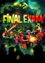 Обложка игры Final Exam