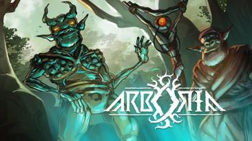 Роуглайт экшен Arboria вышел в раннем доступе Steam