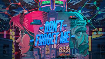 Анонсирована Don't Forget Me - джаз-панковый детектив с инновационной интеграцией с Twitch.TV