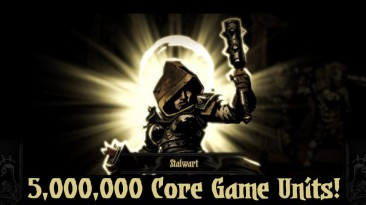 Darkest Dungeon разошлась тиражом более 5 миллионов копий