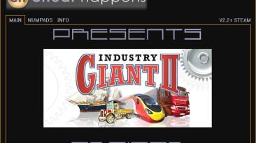 Industry Giant 2: Трейнер/Trainer (+1: Деньги / Money) [2.2: Steam] {elDDS}