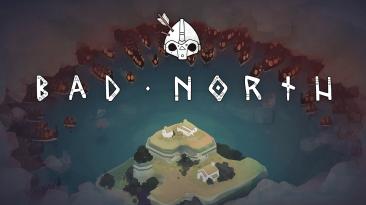 В Epic Games Store началась бесплатная раздача стратегии Bad North