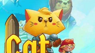 Cat Quest: Таблица для Cheat Engine [UPD: 26.12.2019] {TheInsaneHacker}