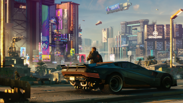 """Cyberpunk 2077 """"Капитальный ремонт производительности 1.3.0"""""""