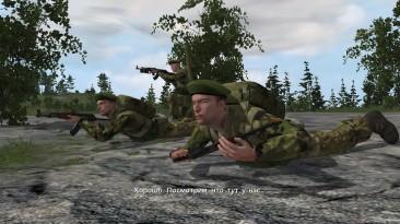 """Armed Assault """"Компания - Полигон смерти"""""""
