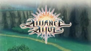 Больше подробностей японской ролевой игры The Alliance Alive