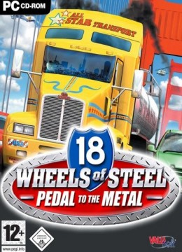 18 Wheels of Steel: Pedal to the Metal