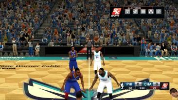 """NBA 2K14 """"NBA2K15 scoreboard(TNT Style)"""""""