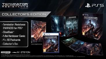 Анонсировано коллекционное издание Terminator: Resistance