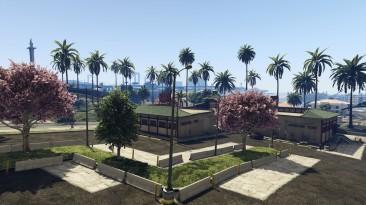 "Grand Theft Auto 5 ""Beta Vegetation & Props [Add-On] 1.7"""