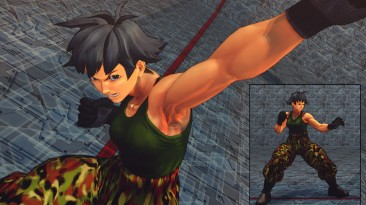 "Super Street Fighter 4 ""Makoto Military"""
