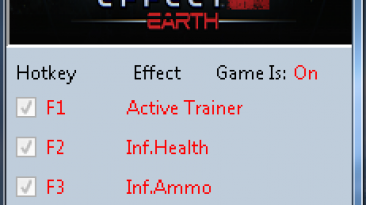 Mass Effect 3 ~ Collectors Edition: Трейнер/Trainer (+3) [1.0] {MrAntiFun}