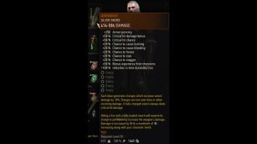 """Witcher 3: Wild Hunt """"Символический Арондит"""""""
