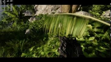 Последнее обновление Crysis Remastered полностью ломает физику и взаимодействие с растительностью