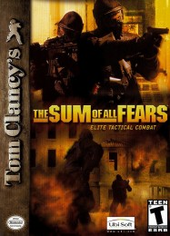 Обложка игры Tom Clancy's The Sum of All Fears